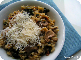 Risotto_cepes_epinards_1
